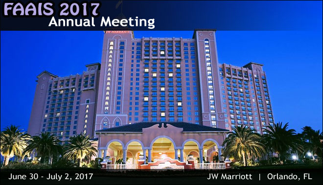 2017 Annual Meeting, June 30 - July 2